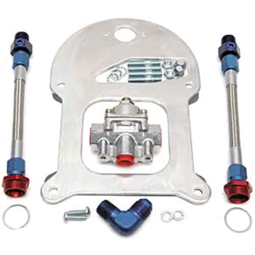 Edelbrock 8192 - Edelbrock Competition Fuel Pressure Regulator Kits
