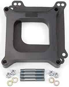 Edelbrock 8710 - Edelbrock Carburetor Spacer - Insulating Phenolic