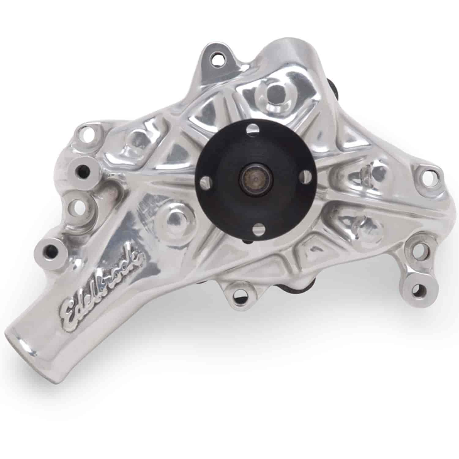 Edelbrock 8821 - Edelbrock Victor Series Water Pumps - Polished Finish