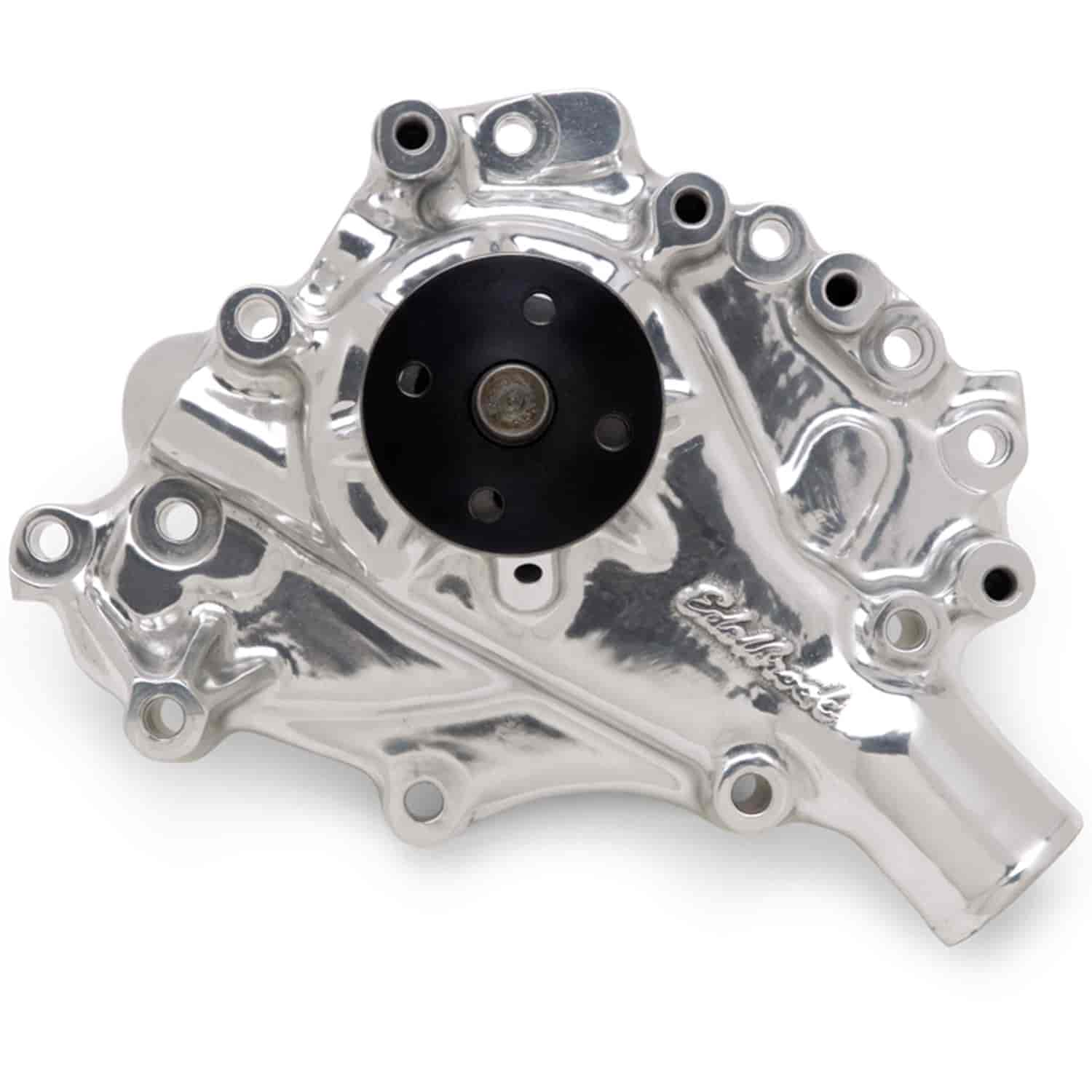 Edelbrock 8849 - Edelbrock Victor Series Water Pumps - Polished Finish