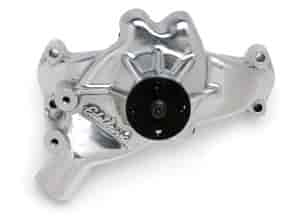 Edelbrock 8863 - Edelbrock Victor Series Water Pumps - Polished Finish