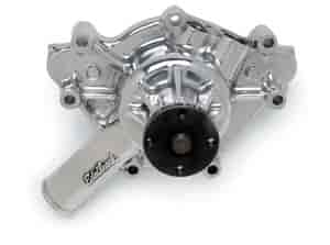Edelbrock 8887 - Edelbrock Victor Series Water Pumps - Polished Finish