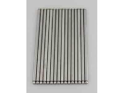 Edelbrock 9633 - Edelbrock Hardened Steel Pushrods