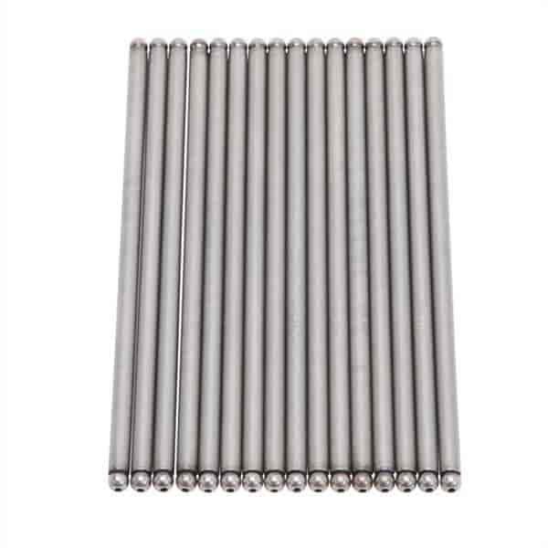 Edelbrock 9636 - Edelbrock Hardened Steel Pushrods