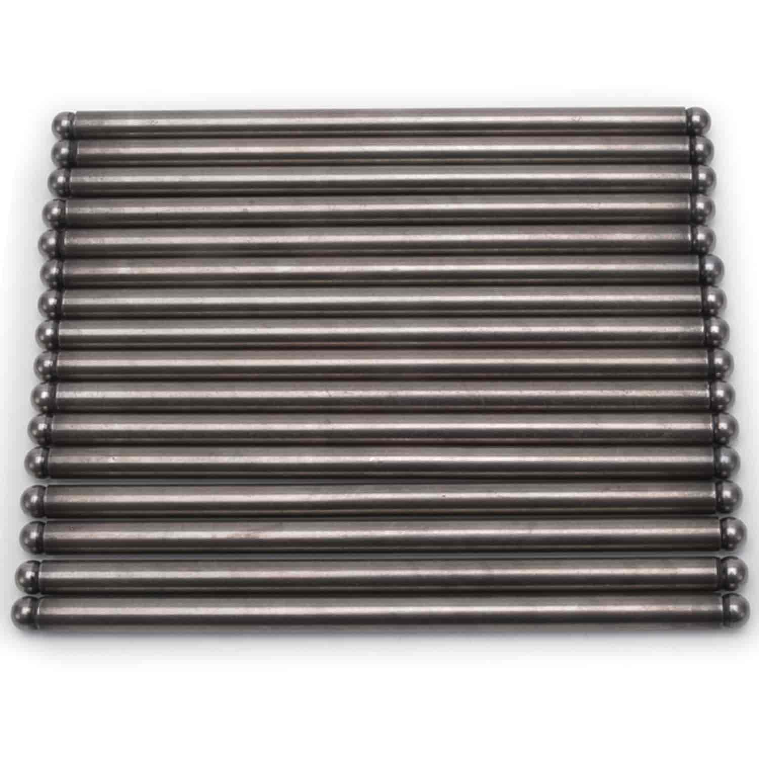 Edelbrock 9658 - Edelbrock Hardened Steel Pushrods