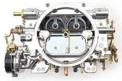 Edelbrock Remanufactured Performer Series 750 cfm Carburetor with Manual  Choke