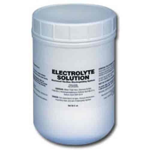 Eastwood 10049ZB Electroplating Electrolyte Solution