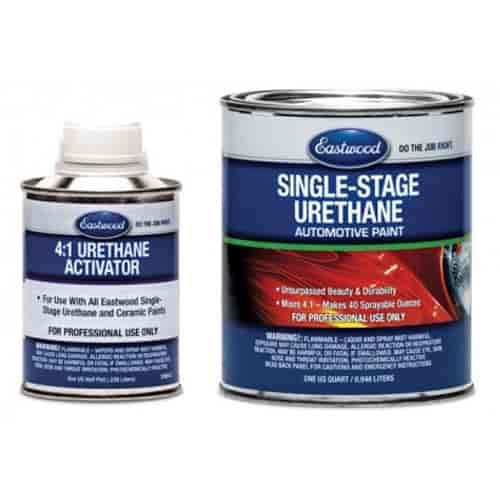 Eastwood 11973zp 2k ceramic underhood black kit urethane for Ceramic based paint