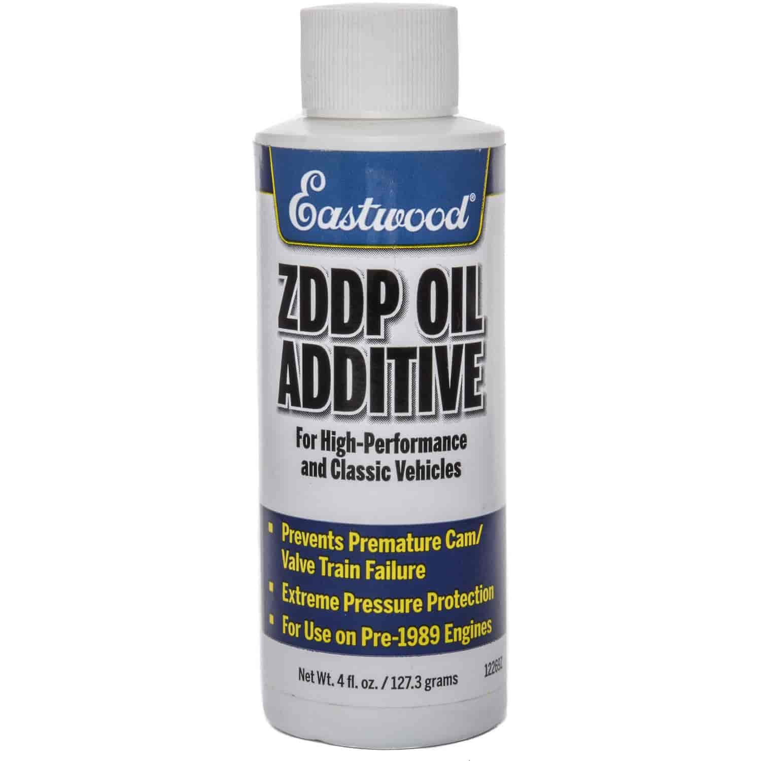 Eastwood 12269Z - Eastwood ZDDP Oil Additive