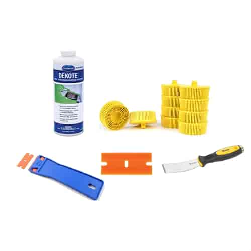 Eastwood 15245zpk1 paint stripper kit 1 quart jegs for Dekote paint remover