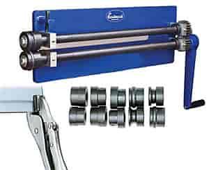 Eastwood 28187K Bead Roller Amp Panel Flanger Kit