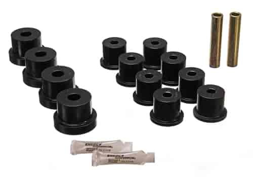 Energy Suspension 3-2101G - Energy Suspension Front & Rear Leaf Spring Bushings