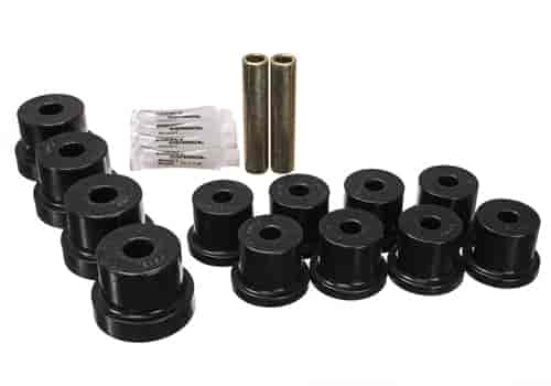 Energy Suspension 3-2102G - Energy Suspension Front & Rear Leaf Spring Bushings