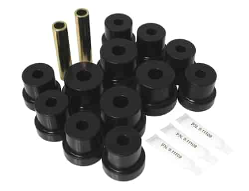 Energy Suspension 3-2103G - Energy Suspension Front & Rear Leaf Spring Bushings