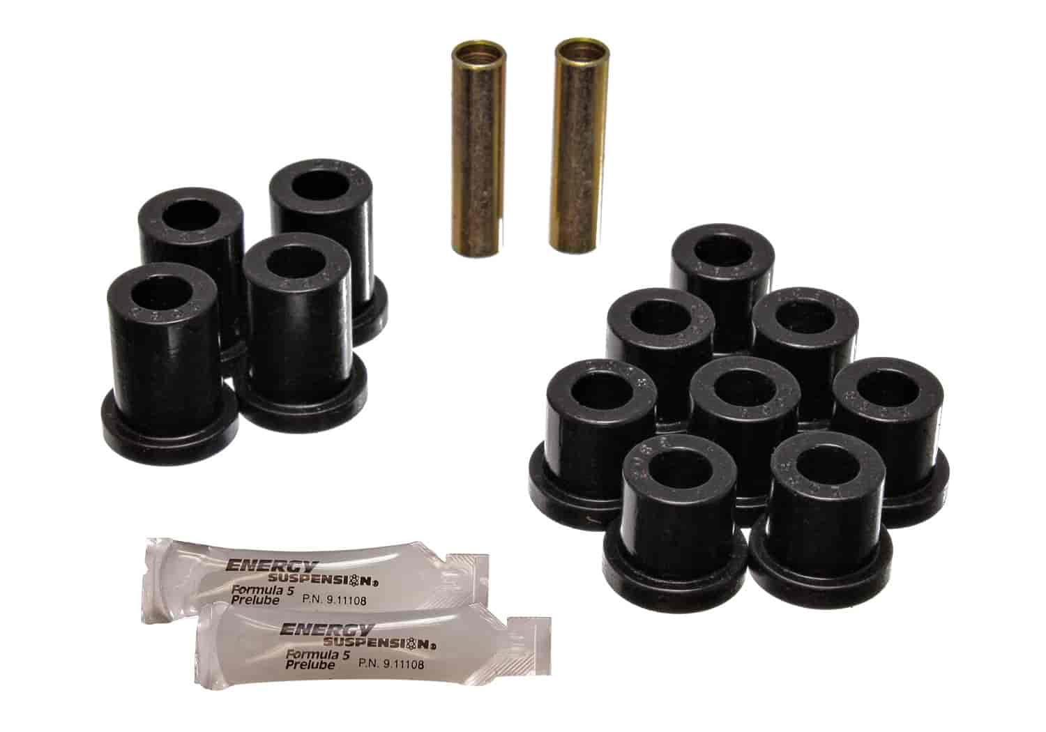 Energy Suspension 3-2119G - Energy Suspension Front & Rear Leaf Spring Bushings