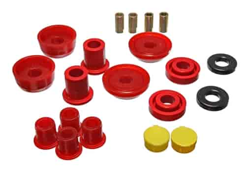 Energy Suspension 3-3164R - Energy Suspension Camaro/Firebird Suspension Bushings