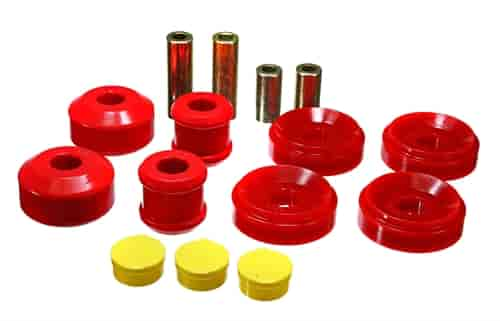 Energy Suspension 3-3195R - Energy Suspension Camaro/Firebird Suspension Bushings
