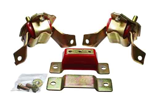 Energy Suspension 4-1124R - Energy Suspension Ford Motor/Transmission Mounts