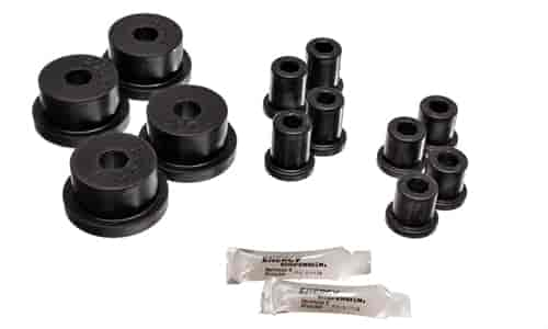 Energy Suspension 4-2141G - Energy Suspension Front & Rear Leaf Spring Bushings