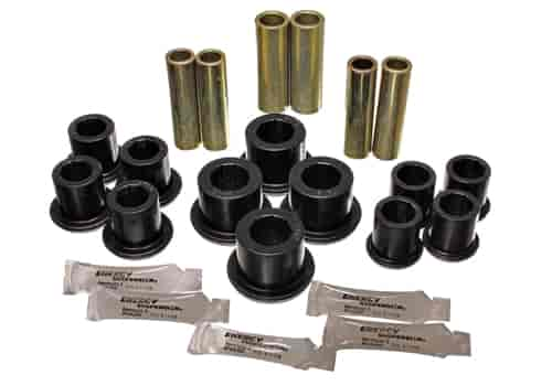 Energy Suspension 4-2150G - Energy Suspension Front & Rear Leaf Spring Bushings