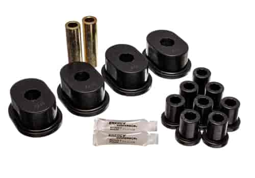 Energy Suspension 5-2110G - Energy Suspension Front & Rear Leaf Spring Bushings