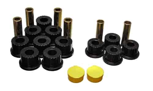 Energy Suspension 5-2111G - Energy Suspension Front & Rear Leaf Spring Bushings