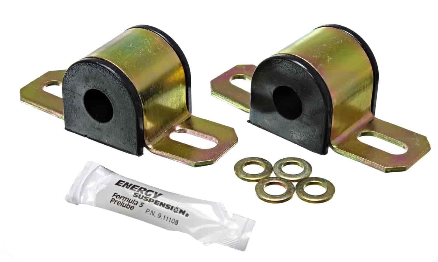 Energy Suspension 9-5104G - Energy Suspension Universal Non-Greaseable Sway Bar Bushings