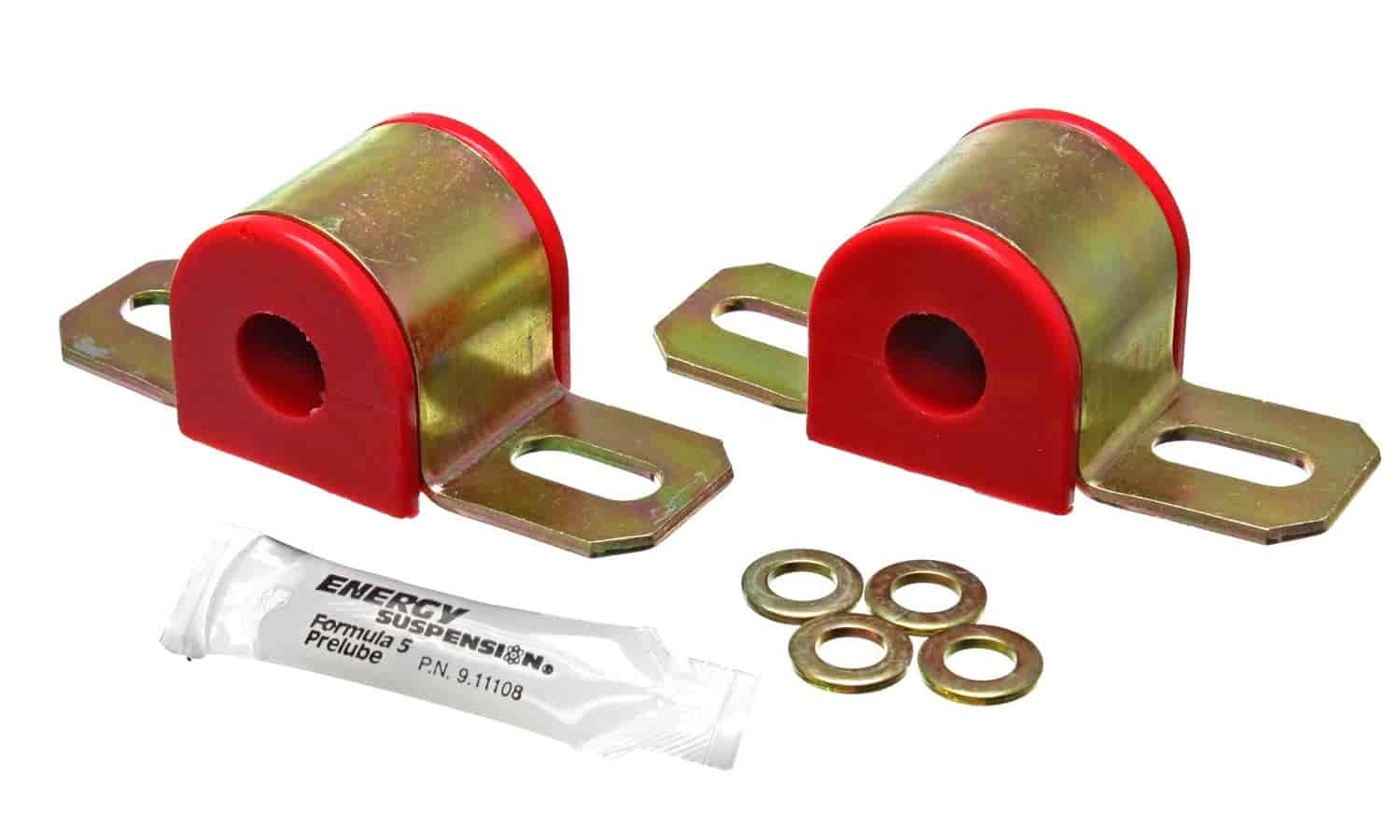 Energy Suspension 9-5104R - Energy Suspension Universal Non-Greaseable Sway Bar Bushings