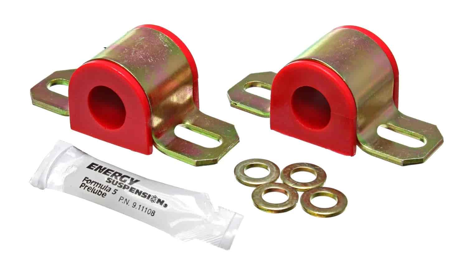 Energy Suspension 9-5122R - Energy Suspension Universal Non-Greaseable Sway Bar Bushings