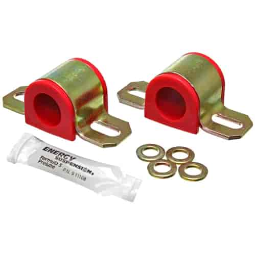 Energy Suspension 9-5125R - Energy Suspension Universal Non-Greaseable Sway Bar Bushings