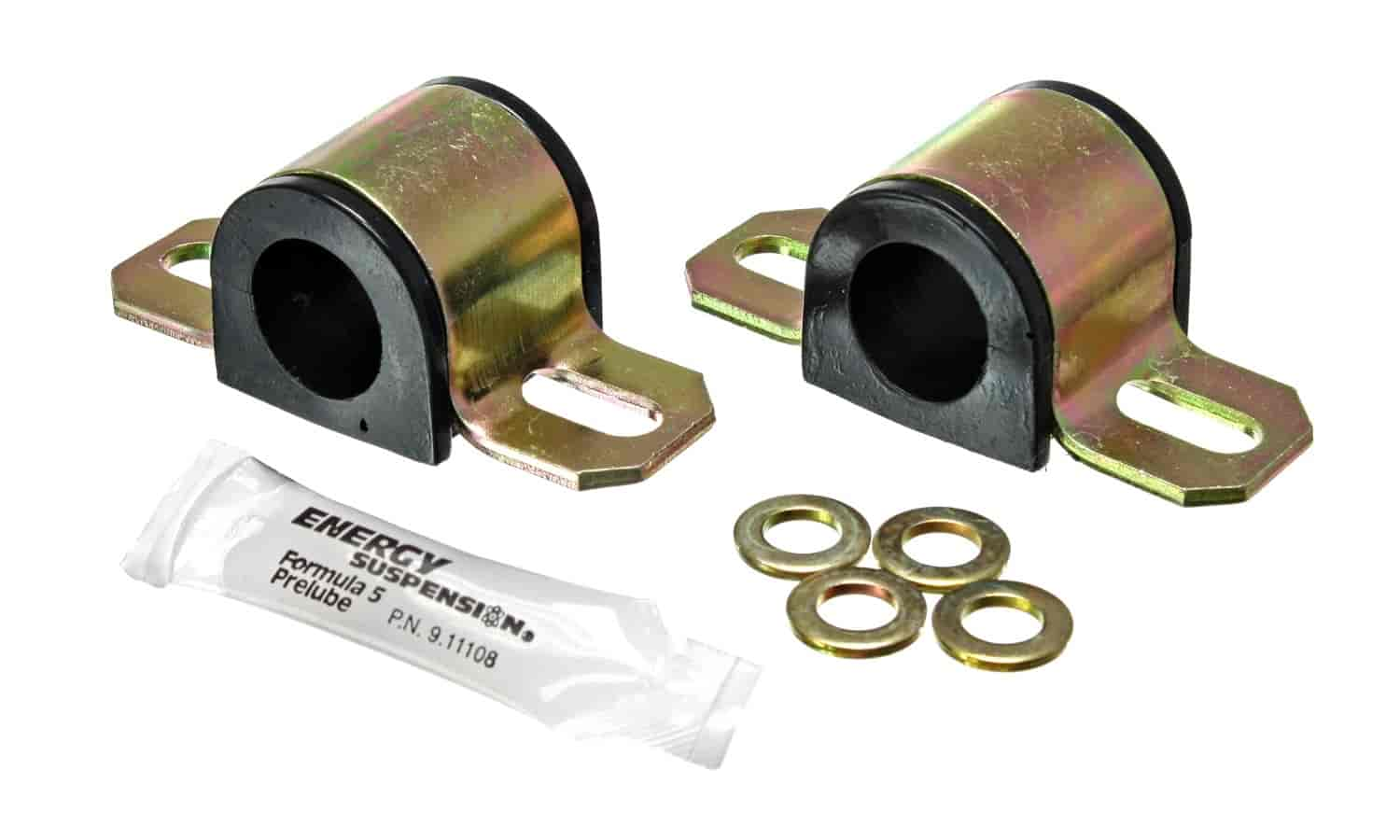 Energy Suspension 9-5129R - Energy Suspension Universal Non-Greaseable Sway Bar Bushings