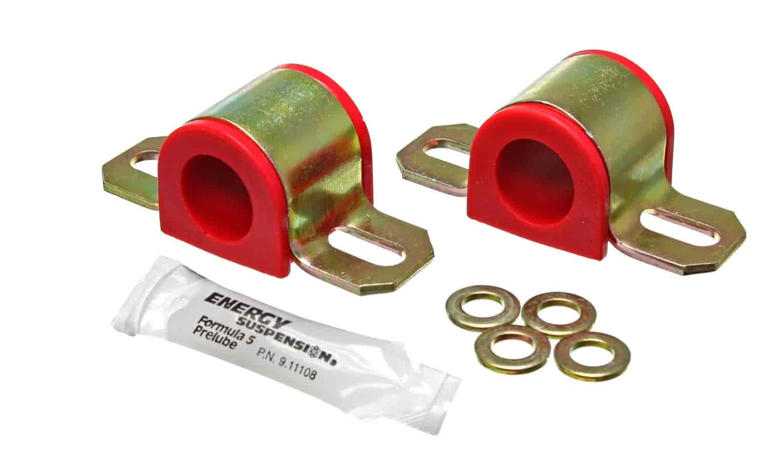 Energy Suspension 9-5127R - Energy Suspension Universal Non-Greaseable Sway Bar Bushings