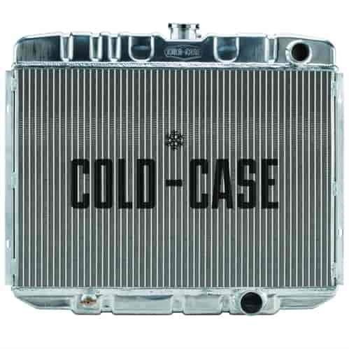 Cold Case Radiators FOM587