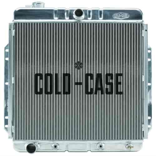 Cold Case Radiators FOT576A