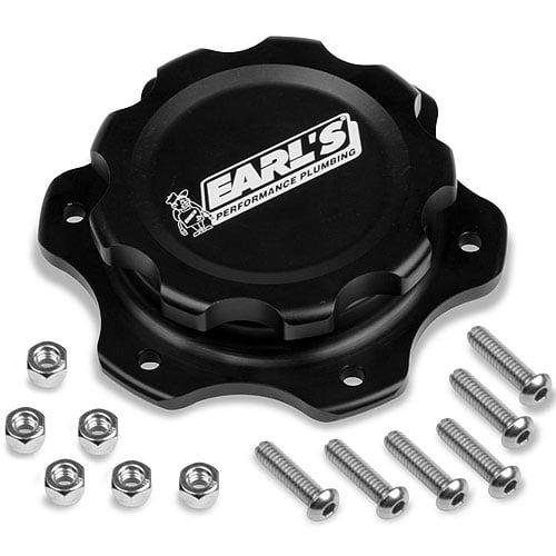 Earl's Billet Fuel Cell Cap