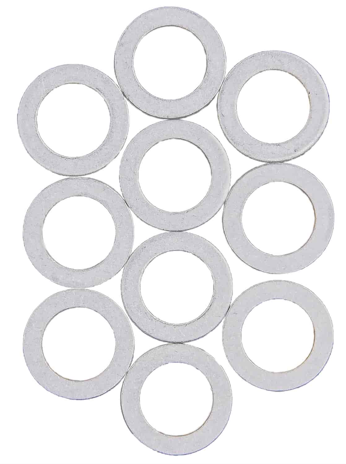 Earl's 177004 - Earl's AN 901 Aluminum Crush Washers