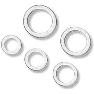 Earl's 177010 - Earl's AN 901 Aluminum Crush Washers
