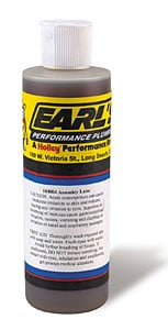 Earl's 184004 - Earl's Hose End Assembly Lube
