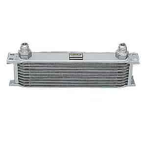 Earl's 41010 - Earl's Temp-A-Cure Wide Oil Coolers