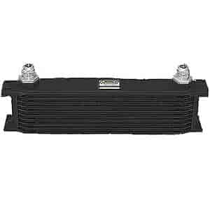 Earl's 41010A - Earl's Temp-A-Cure Wide Oil Coolers