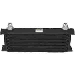 Earl's 41316A - Earl's Temp-A-Cure Wide Oil Coolers