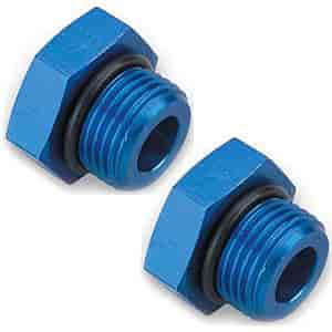 Earl's 581406 - Earl's AN Aluminum Port Plugs