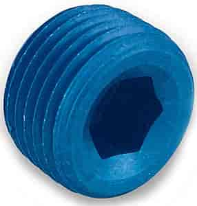Earl's 593202 - Earl's Hex and Allen Head NPT Pipe Plugs