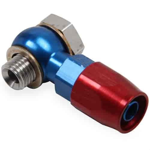 Earl's 807691 - Earl's Male NPT to Hose Barb Fittings
