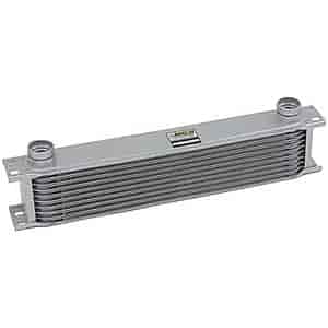 Earl's 40700 - Earl's Temp-A-Cure Wide Oil Coolers
