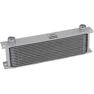 Earl's 41300 - Earl's Temp-A-Cure Wide Oil Coolers