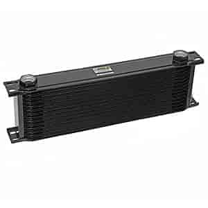Earl's 41300A - Earl's Temp-A-Cure Wide Oil Coolers