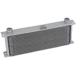 Earl's 41600 - Earl's Temp-A-Cure Wide Oil Coolers