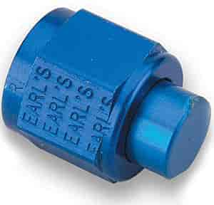 Earl's 992908 - Earl's AN Cap and Plug Fittings