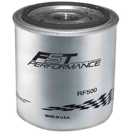 FST Performance RF500: FUEL FILTER REPLACET | JEGS
